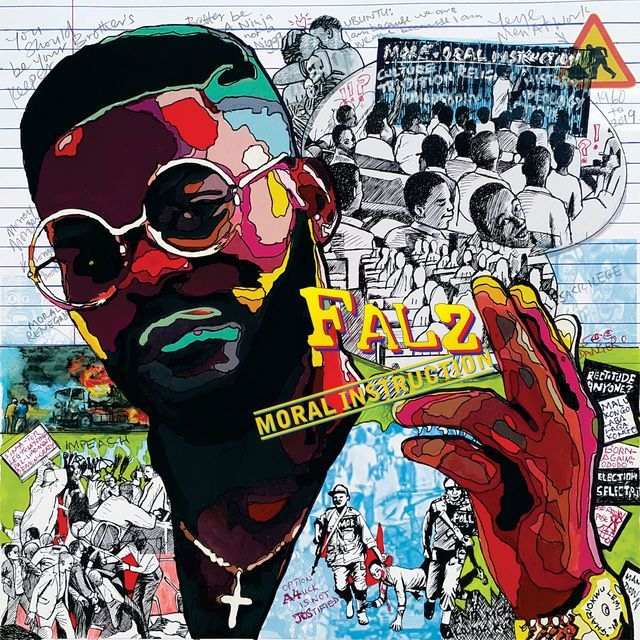 Falz – Moral Instruction (Album Download)